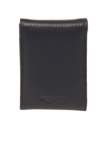 Cotton Bar Clutch / El Çantası Siyah